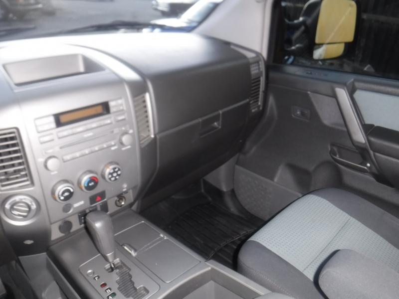 Nissan Titan 2005 price $15,000