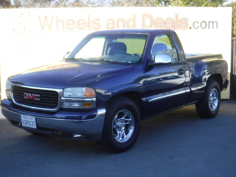GMC Sierra 2002 price Call for Pricing.
