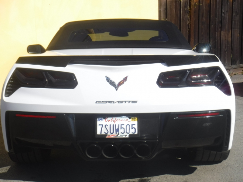 Chevrolet Corvette 2014 price $41,000