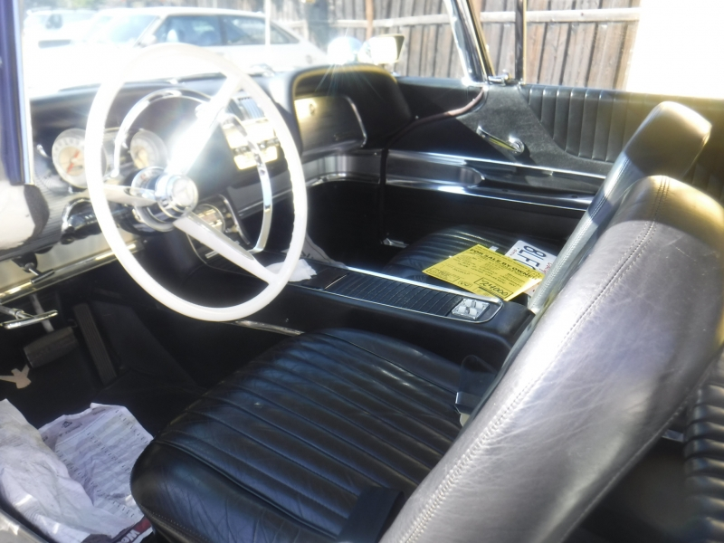 Ford Thunderbird 1960 price $24,000