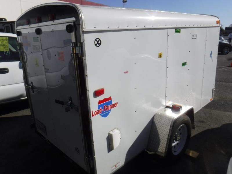 Interstate Enclosed trailer 2010 price $3,650