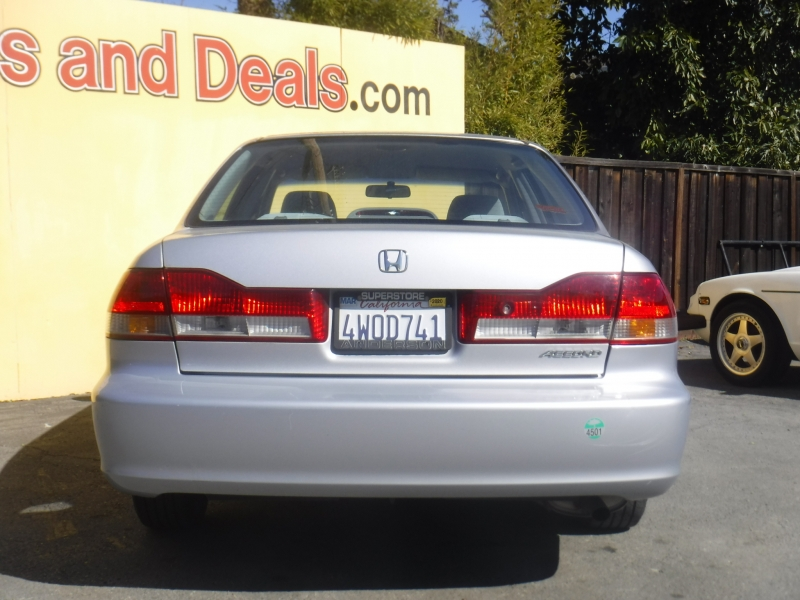 Honda Accord 2002 price $2,495