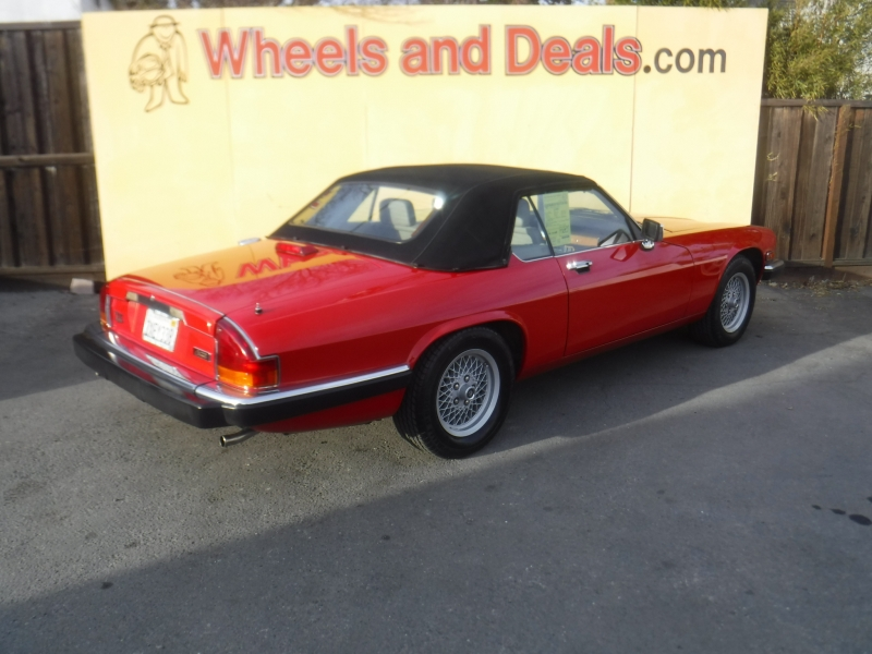 Jaguar XJS 1990 price $7,250