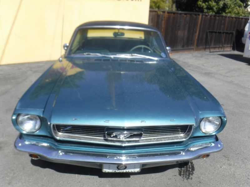 Ford Mustang 1966 price $14,995