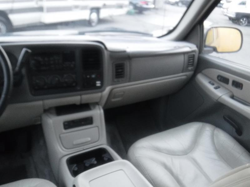 GMC Yukon 2001 price $5,450