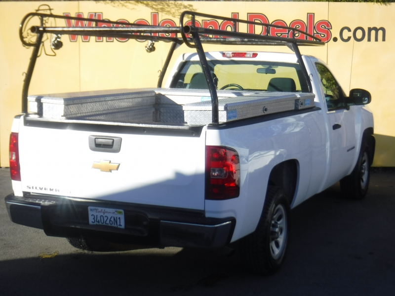Chevrolet Silverado 2013 price $12,500