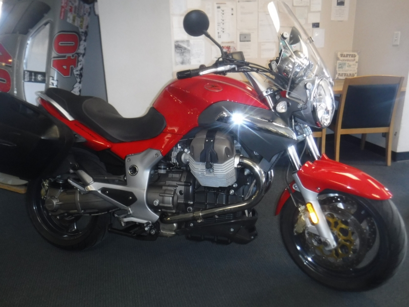 Moto Guzzi Breva 2006 price $4,500