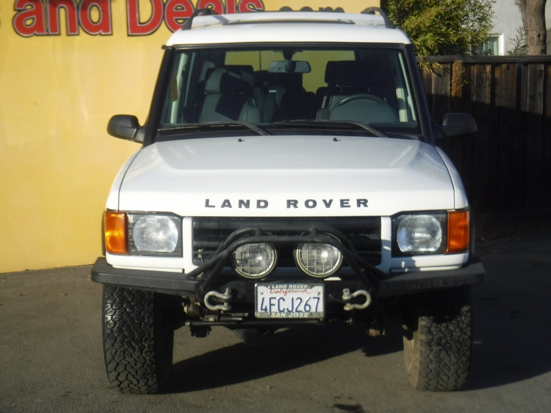 Land Rover Discovery 1999 price $10,500