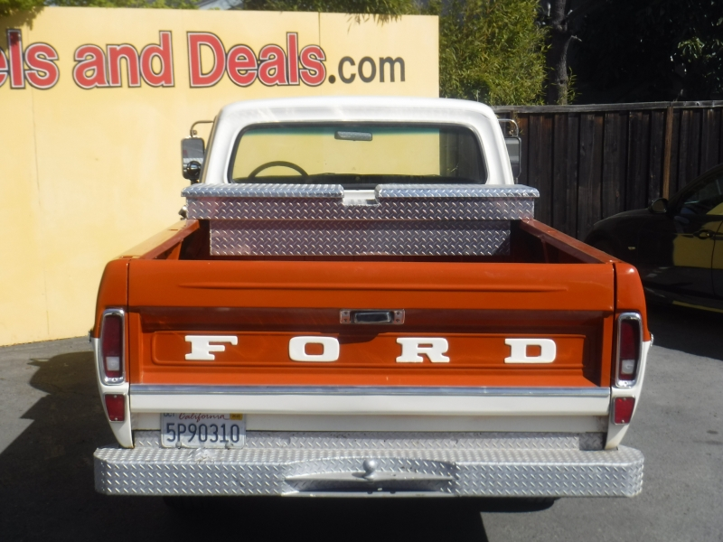 Ford F100 1969 price $15,000