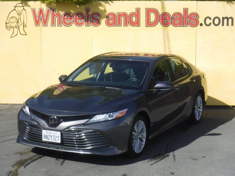 Toyota Camry 2018 price $19,499