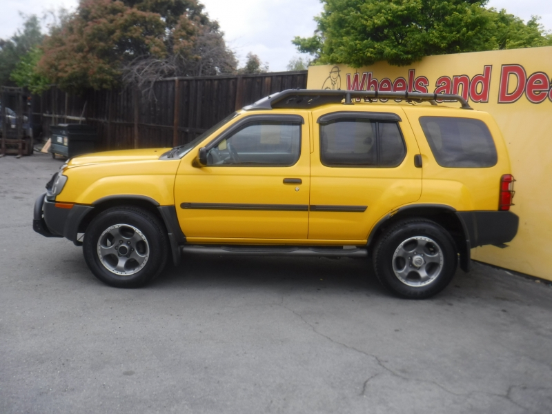 Nissan Xterra 2004 price $4,650