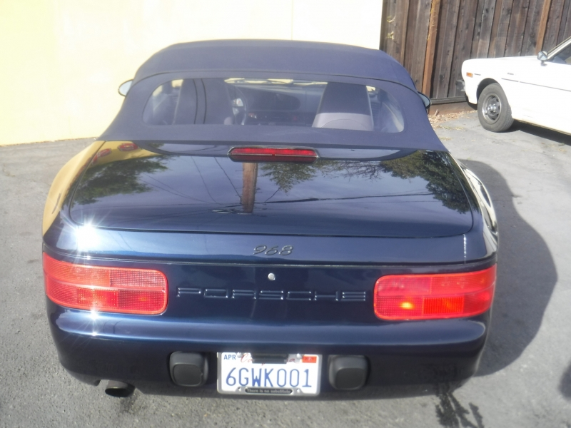 Porsche 968 1994 price $18,999