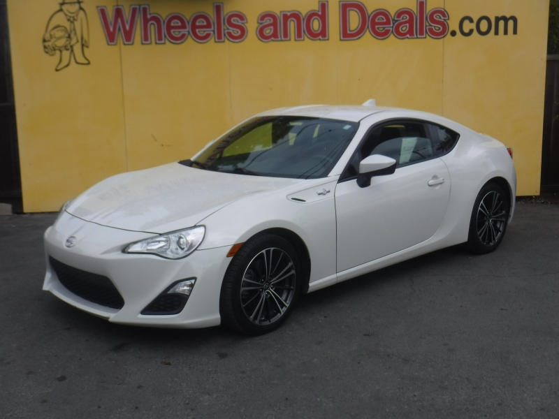 Scion FRS 2015 price $13,999