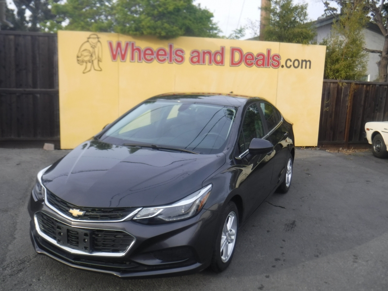 Chevrolet Cruze 2017 price $10,550