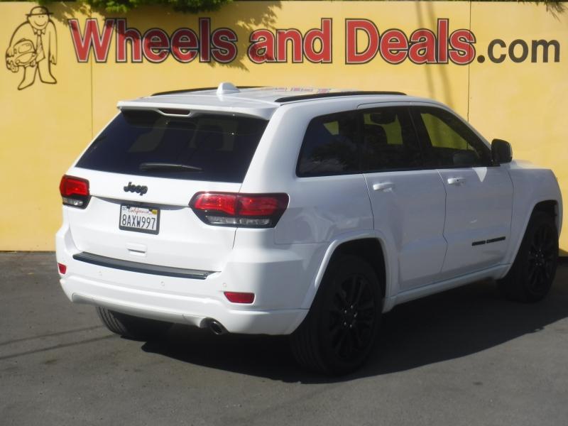Jeep Grand Cherokee 2018 price $26,999