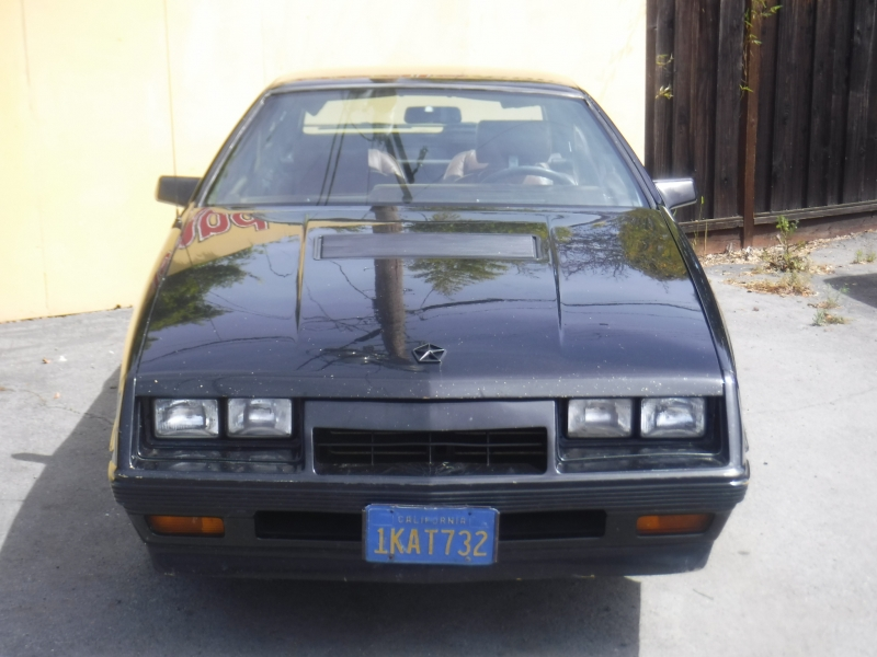 Dodge Daytona 1984 price $3,450