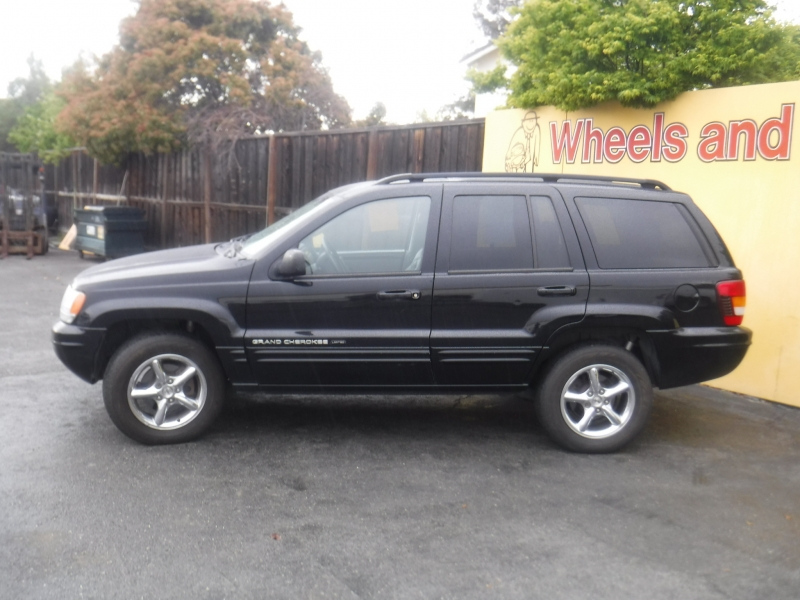 Jeep Grand Cherokee 2002 price $5,500