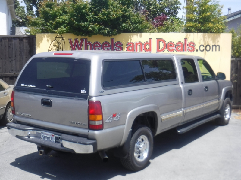Chevrolet Silverado 2002 price $12,500
