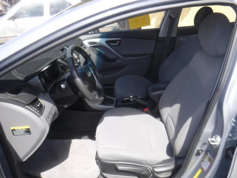 Hyundai Elantra 2016 price $8,650