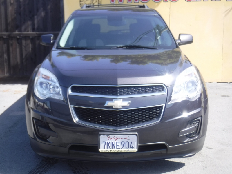 Chevrolet Equinox 2015 price $12,900