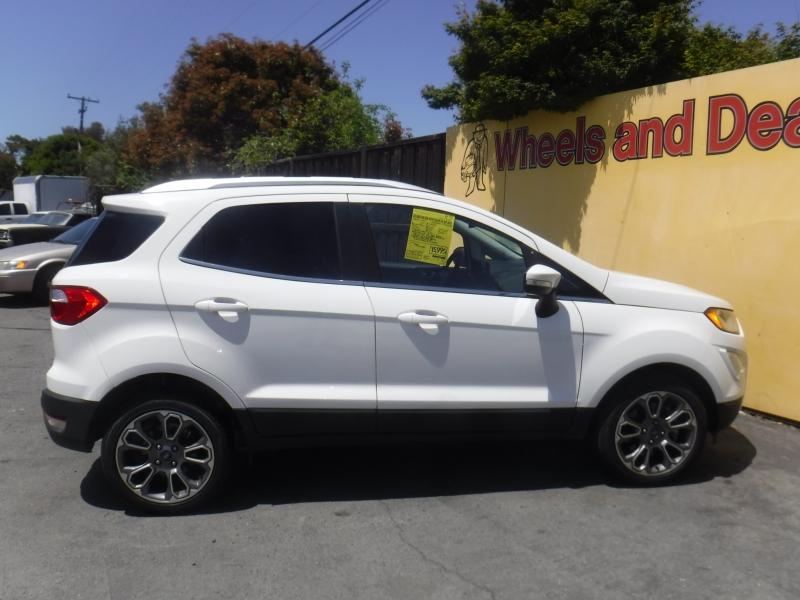 Ford Ecosport 2018 price $15,995