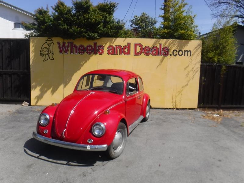 Volkswagen Beetle 1967 price $11,999