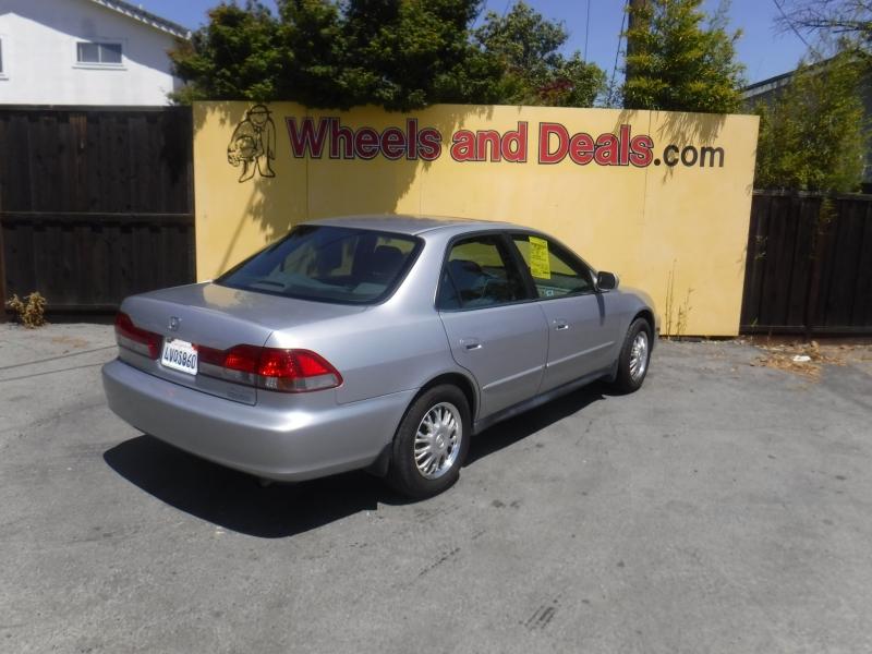 Honda Accord 2002 price $4,250
