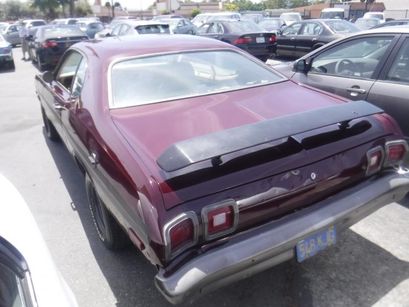 Dodge Dart 1974 price $5,995