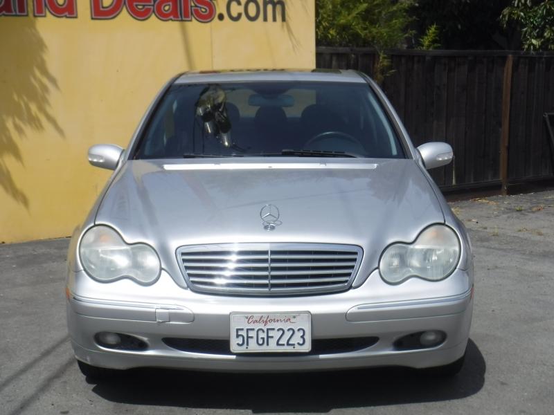 Mercedes-Benz C 2004 price $3,495