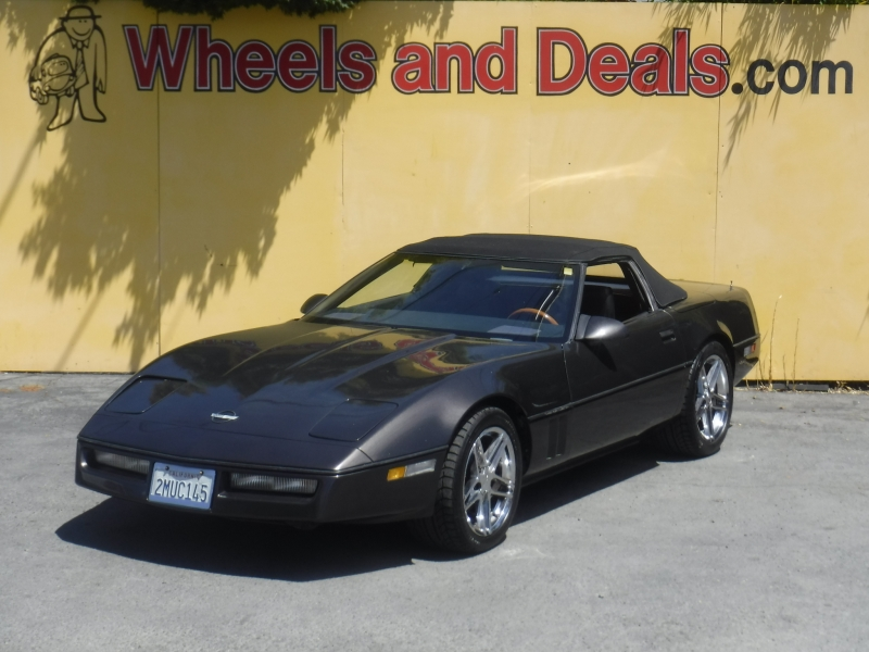 Chevrolet Corvette 1988 price $9,999