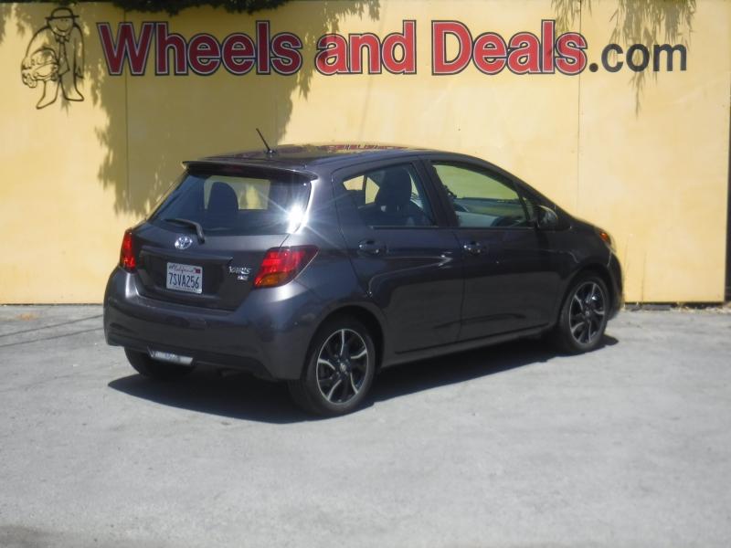 Toyota Yaris 2016 price $10,500