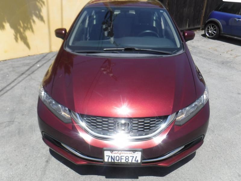 Honda Civic 2015 price $10,999