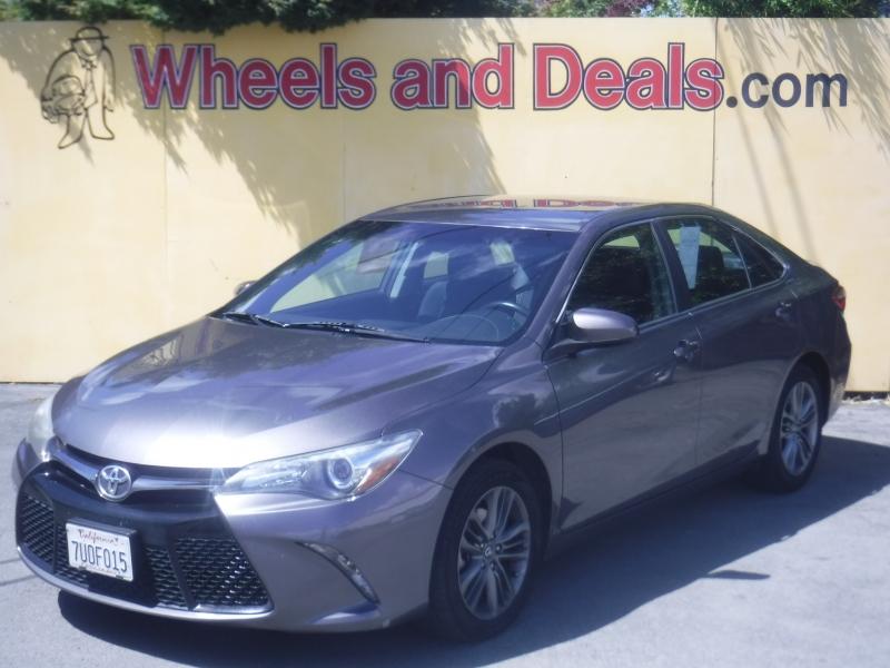 Toyota Camry 2015 price $10,599