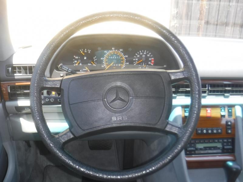 Mercedes-Benz 420 sel 1986 price $9,999