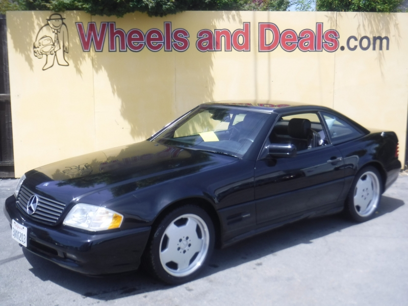 Mercedes-Benz SL-Class 1997 price $10,500