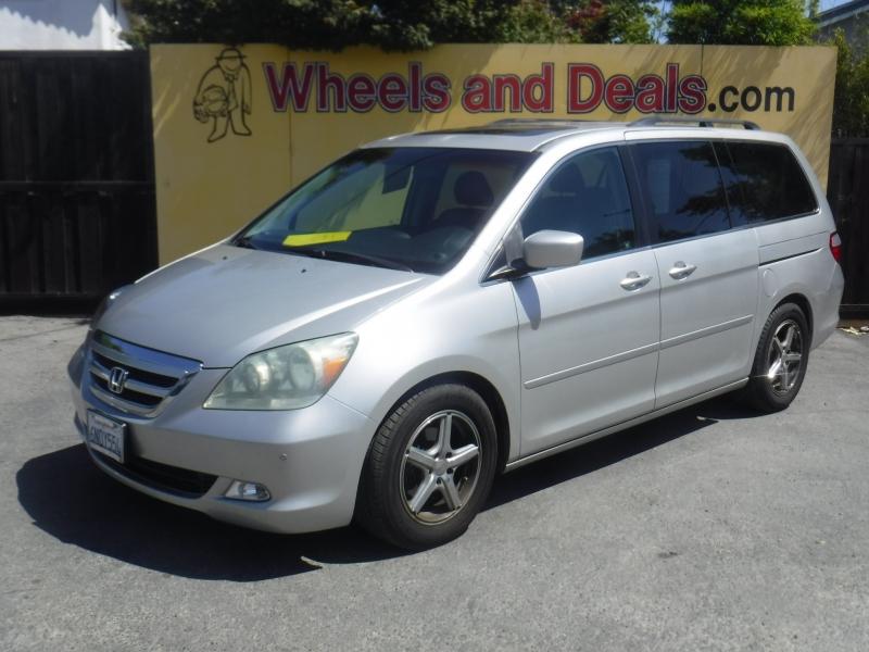 Honda Odyssey 2007 price $5,875