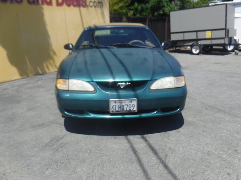 Ford Mustang 1998 price $3,600