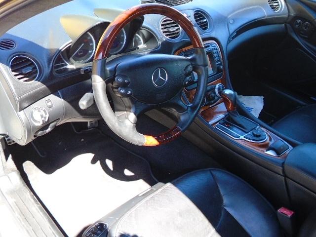 Mercedes-Benz SL500 2003 price $8,950