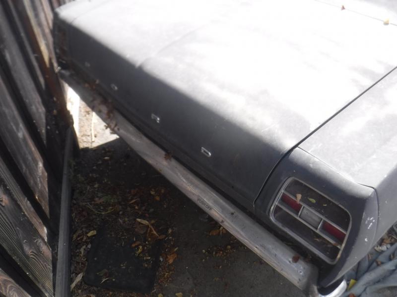 Ford Torino 1968 price $6,500