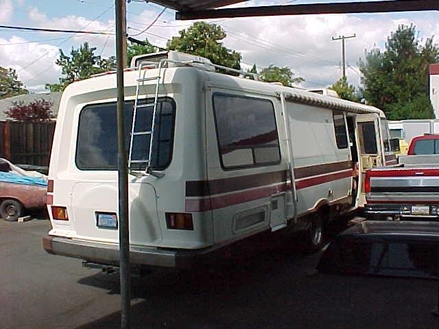 1985 Itasca Windcruiser