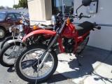 Honda XL200 1983