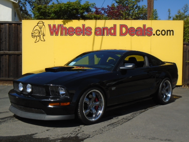Ford Mustang 2007 price $17,650