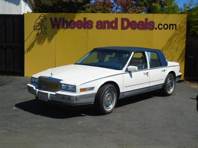 1987 Cadillac Seville Coral - Inventory | Wheels and Deals ...