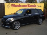 Mercedes-Benz ML63 2012