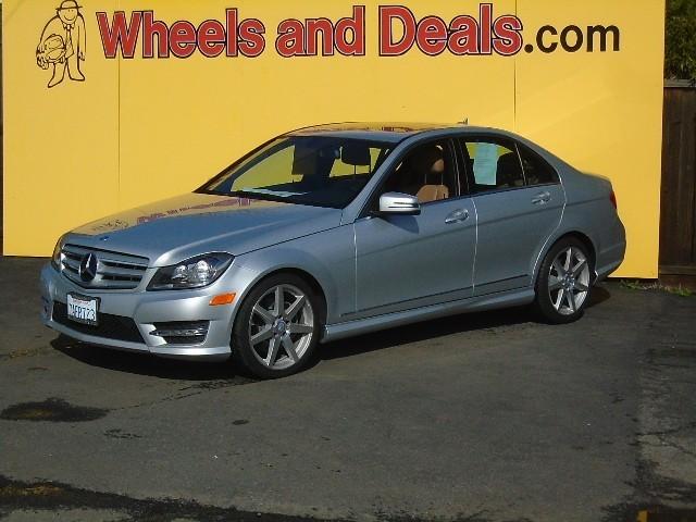 2013 mercedes benz c300 4matic inventory wheels and for Mercedes benz santa clara