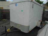 Interstate Enclosed Trailer 2008