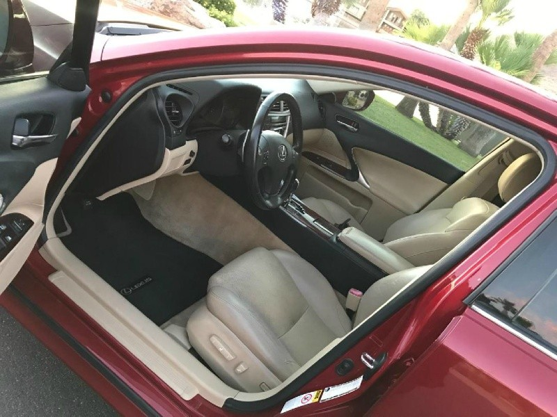 Lexus IS 250 2007 price $5,995