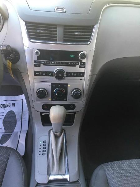 2012 Chevrolet Malibu 4dr Sdn Ls W 1ls
