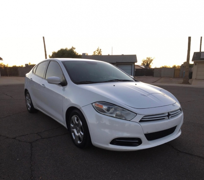 Dodge Dart 2014 price $4,995