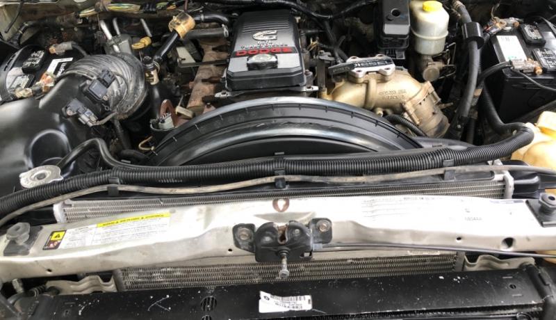 Dodge RAM 2500 Turbo Diesel CUMMINS 2008 price $10,995
